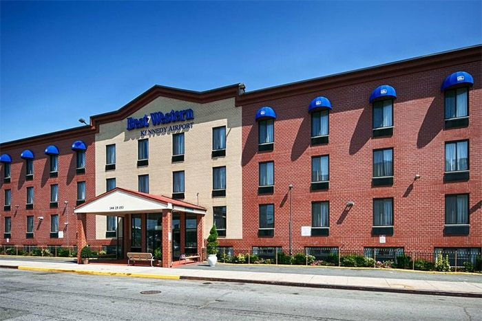 Best Western JFK Aiport main exterior